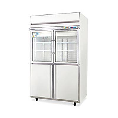 立式不銹鋼冷凍冷藏櫃_兩用型凍庫
