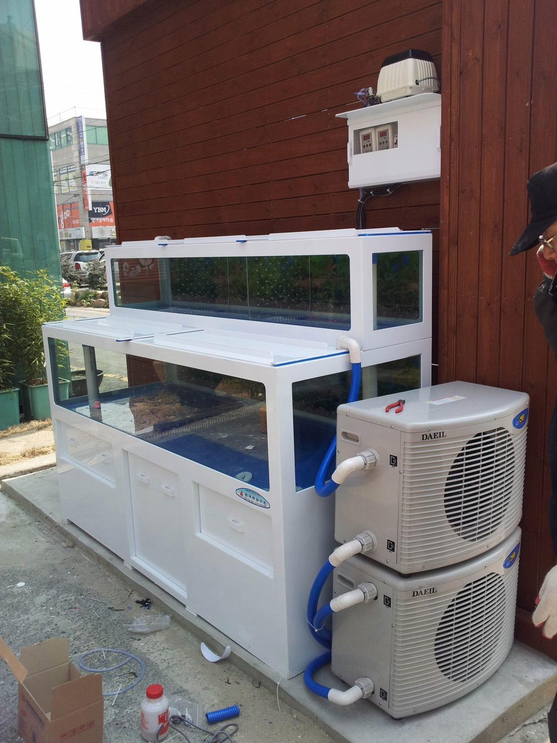 DAEIL韓國原裝冷卻機