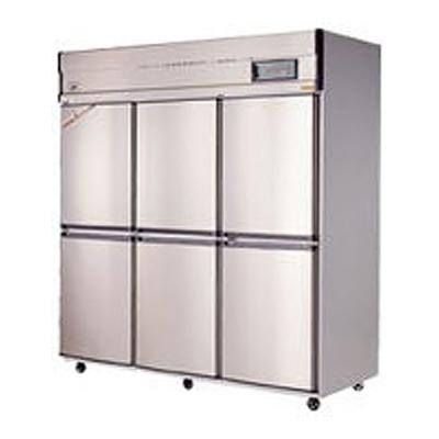 六尺不鏽鋼冷凍櫃