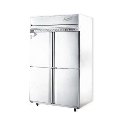 立式不銹鋼冷凍冷藏櫃_3