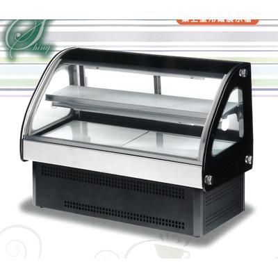 桌上型二層冷藏蛋糕櫃